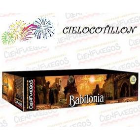 Torta Babilonia - Cienfuegos - Fuegos Artificiales