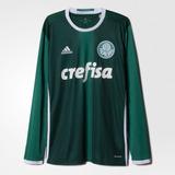 Camisa Oficial Palmeiras 2016 2017 no Mercado Livre Brasil 2d0290c60b422