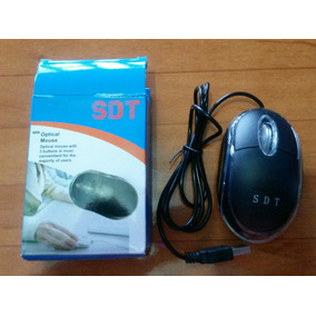 Mouse Std Laser Usb Nuevo