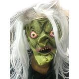 Mascara Bruja C/pelos Latex 100% Superoferta La Golosineria
