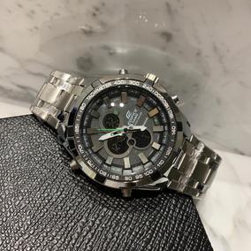 a8388f0c4bf4 Relógio Casio Edifice Ef-332 Análogo Pulso - Relógios De Pulso no ...