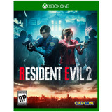 Videojuego Resident Evil 2 Consola Xbox One Capcom