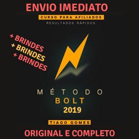Método Bolt Original E Completo + 6000 Brindes