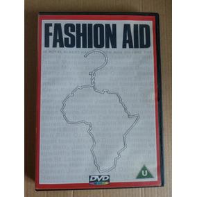 Raridade: Dvd Fashion Aid - Live Aid 1985 Freddie Mercury