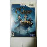 a35fad1f3a 4 vendidos - Paraná. Nintendo Wii The Golden Compass Americano Original  Lote171