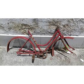 Bicicleta Monark Rara Ipaneminha Aro 22 Para Restaurar