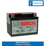 Bateria Bosch M6 Agm 6 Amp (ytx7l-bs) / Fabulous Store