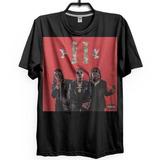 Camiseta Migos Trap Hip Hop Quavo Offset Takeoff Culture Gr 656797a353714