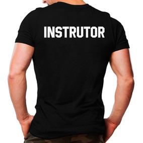 8624f082de Camiseta Militar Estampada Instrutor