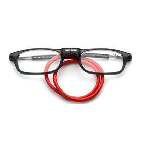 6d3e44ab90480 Oculos De Leitura Vermelho Armacoes - Óculos no Mercado Livre Brasil