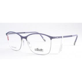 Armacao De Oculos Silhouette Feminino - Óculos no Mercado Livre Brasil 05811c6a5f