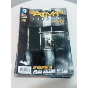 Gibi Hqs Batman Eterno Do 0 Ao 16 Frete Grátis