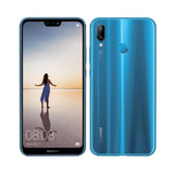Huawei P20 Lite Dual Sim Liberado De Fábrica 32gb+4ram-azul