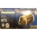 Videocamara Panasonic Sdr-s71 Para Repuestos