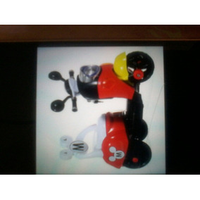 Motos Scooter Mickey Mouse