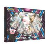 Coleccion Cartas Tarjetas Bewear-gx Box Pokemon