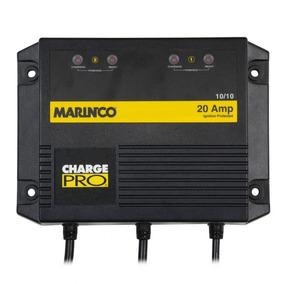 Charge Pro Carregador De Bateria Impermeável, 20amp