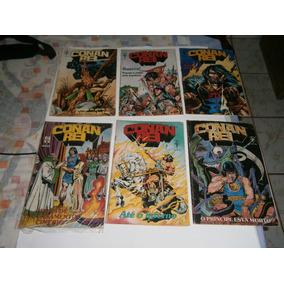 Conan Rei Colorido Complete Sua Coleçao 4 Gibis Por