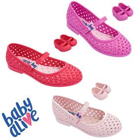 Sapatilha Baby Alive Acompanha Sapato Para Boneca Envio Já