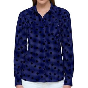 Camisa Mujer Tommy Hilfiger J7gm0624 Original Talla Xl