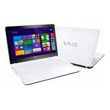 Notebook New Vaio Intel Core I3 4 Giga 500 G En Stock Ya!!