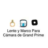 Samsung Lente Cristal De Cámara Para Grand Prime G530 G531h