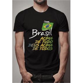 c677f1c501552 Camisa Camiseta Bolsonaro Presidente 2018 Frase Matagem Top!