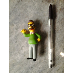 Os Simpsons Ned Flanders Action Figure