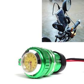 12v Moto Usb Cargador Telefono Navegacion Para Vehiculo