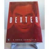 Box Dvd Dexter - A Série Completa - 32 Discos