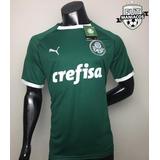 Nova Camisa Palmeiras Verde Original 2019 - Super Promoção