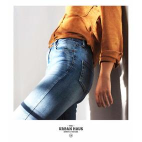 Jean Tiro Alto - Pantalones de Jean para Mujer en Mercado Libre Uruguay b5beb0e5d9cb
