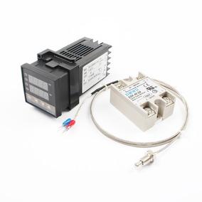 Pirometro Control De Temperatura Digital Rex-c100 120 Volts