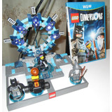 Video Juego Lego Dimensions Started Pack Para Wii U