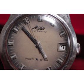 Mido Multi Star, Automático, Vintage, Swiss Made.