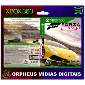 Forza Horizon 2 Xbox 360 Original - Mídia Digital