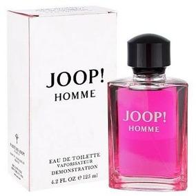2a2e863a9e Joop Homme Tester 125 Ml - Perfumes no Mercado Livre Brasil