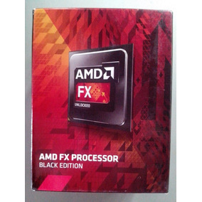 Processador Amd Fx 8370e Octa Core Black Edition Am3+ Novo