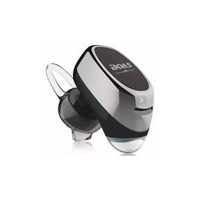 Mini Micro Fone Bluetooth V4.1 Boas Lc-100 - Preto/prata