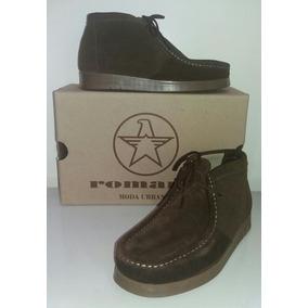 Zapato Botin Dama Caballero Unisex Marca Romano Originales 77dc0c13933