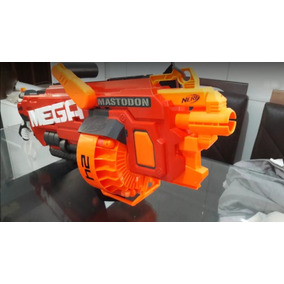 Nerf Mega Mastodon/nerf Mini Gun