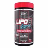 Lipo 6 Aqua 120g - Ultra Concentrado - Nutrex - Original -
