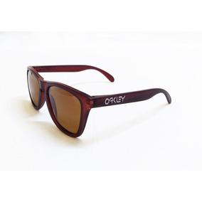 cd1ee9473fb4a Oculos De Sol Oakley Frogskins 100% Polarizado(varias Cores)