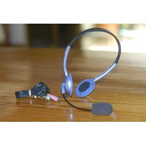 Audifonos Con Micrófono Marca Genius