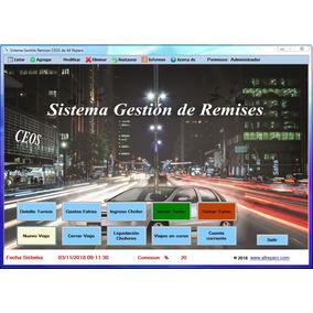 Demo Sistema Gestión Agencia De Remises.