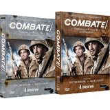 Dvd Combate - Primeira Temporada Completa, 8 Discos