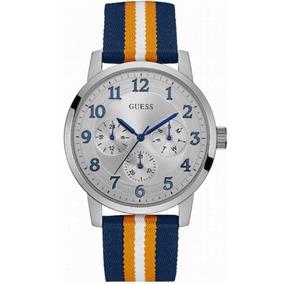 1c51a7d2dd8 Relógio Modelo Guess Triângulo Branco (réplica) Esportivos - Relógio ...
