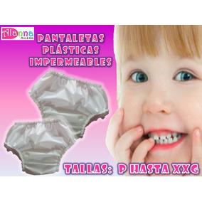 Pantaletas Plasticas Pañales Ecológicas Impermeables P Bebes