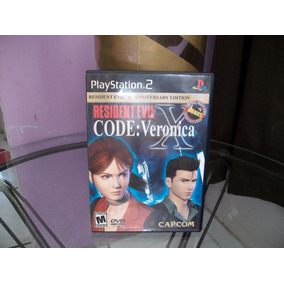 Resident Evil Code Veronica: 5ª Anniversary Edition - Ps2