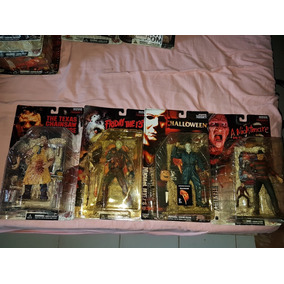 Coleção Action Figure Spawn Mcfarlane Movie Maniacs - 4pcs